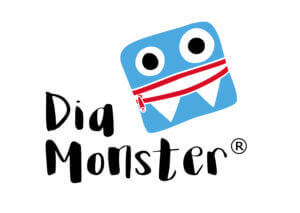 Dia Monster Logo